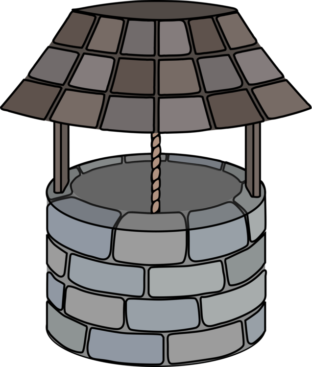 Water Well,Roof,Table PNG Clipart.