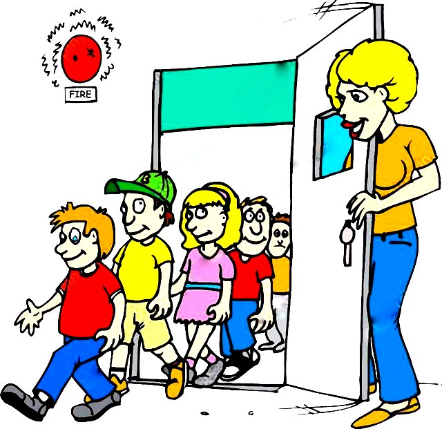 Fire Drill Clip Art & Fire Drill Clip Art Clip Art Images.