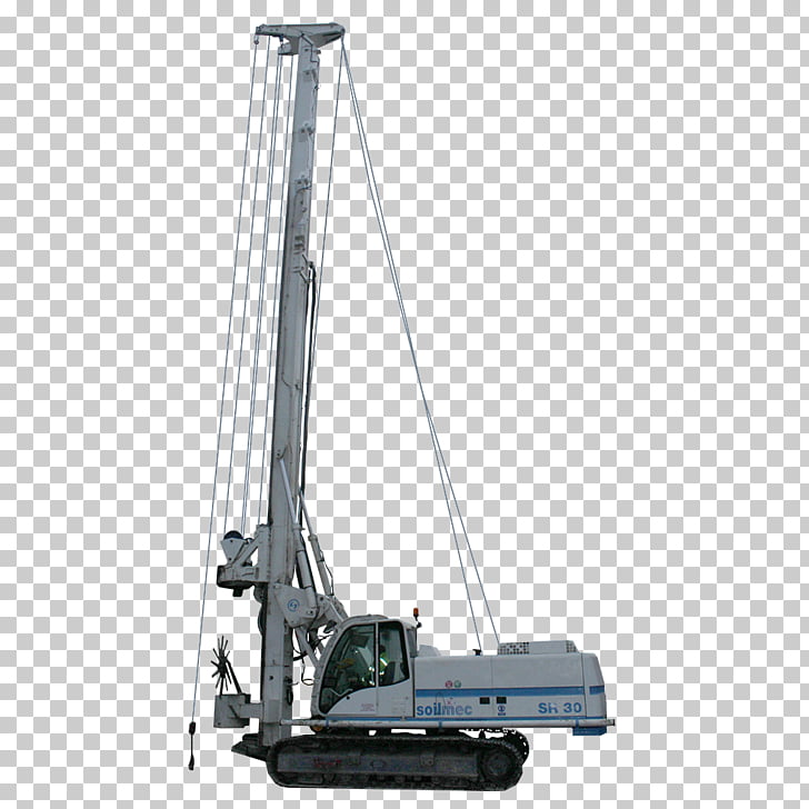 Drilling rig Augers Well drilling Soilmec Water well.