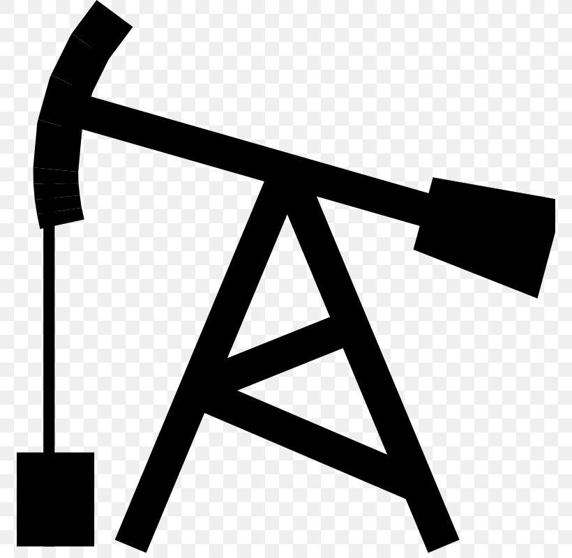 Oil Well Drilling Rig Petroleum Pumpjack Clip Art, PNG.