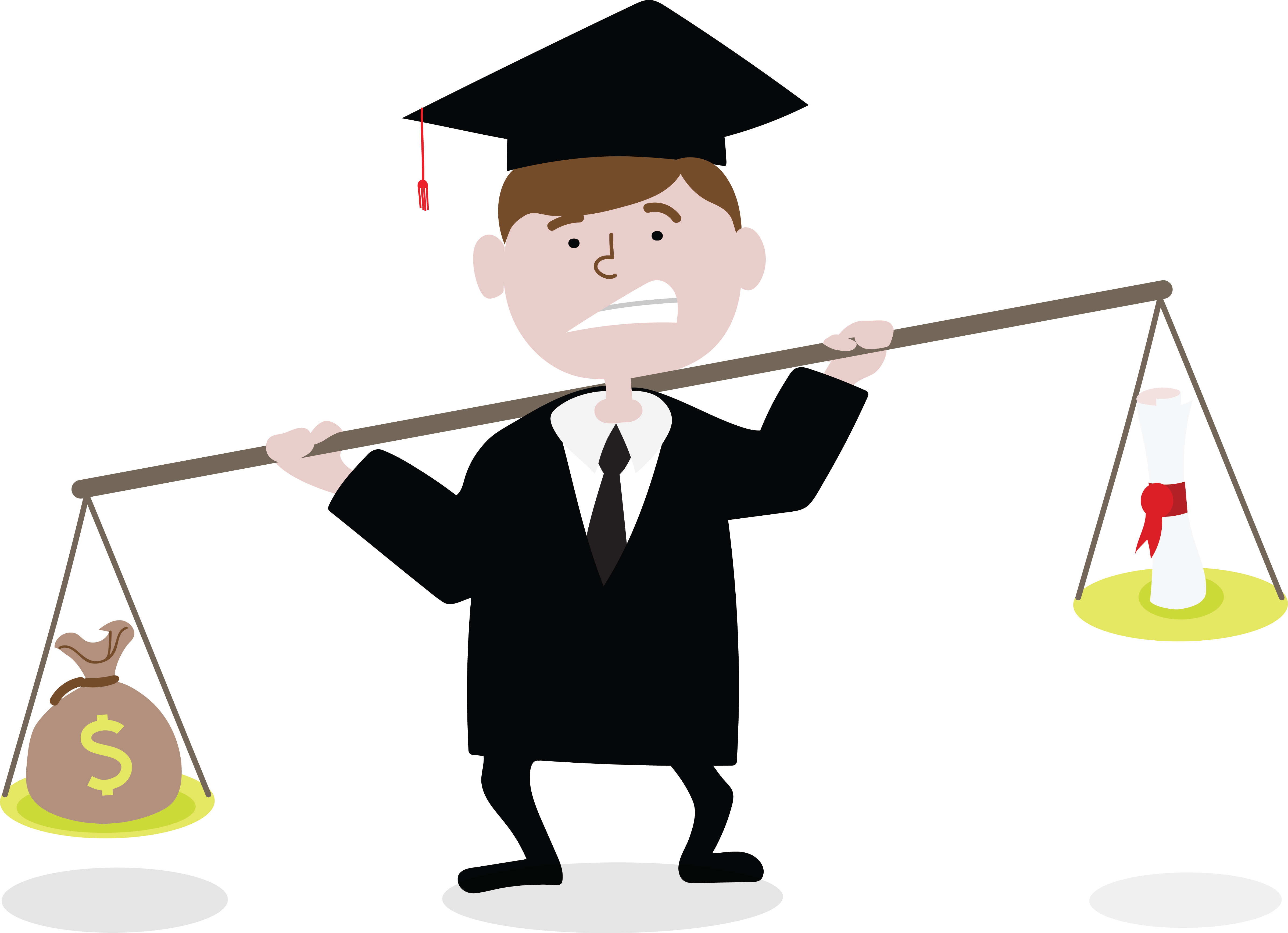 Education clipart educated person, Education educated person.