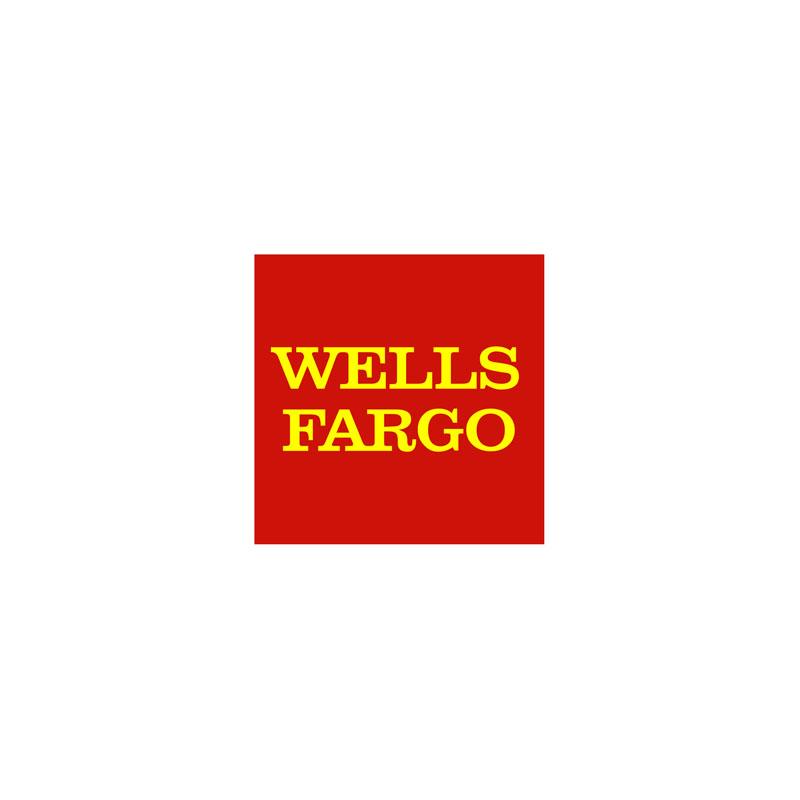 Wells fargo Logos.