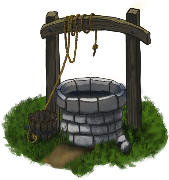 Water well PNG Images.