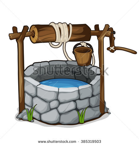 Water Well Stock Images, Royalty.
