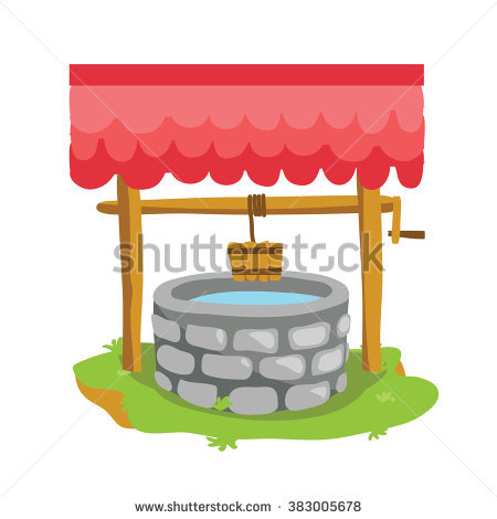Old Well Stock Photos, Royalty.