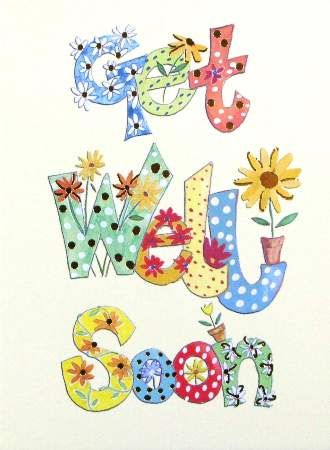 1000+ images about Get Well Soon / Feel Better on Pinterest.