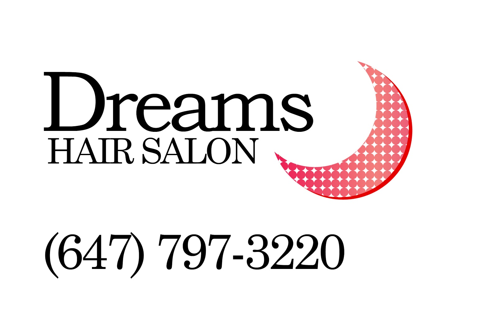 Hair Salon Logos and Clip Art, Hair Salon Logo Ideas Dreams hair.