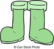 Wellington boots Vector Clipart Royalty Free. 509 Wellington boots.