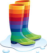 Free clipart wellington boots.