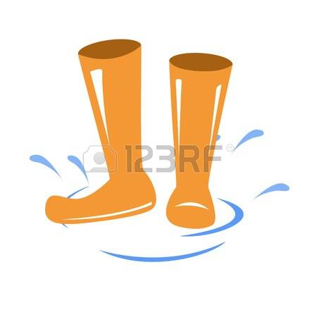 Wellington Boots Stock Vector Illustration And Royalty Free.