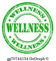 Wellness Clip Art.