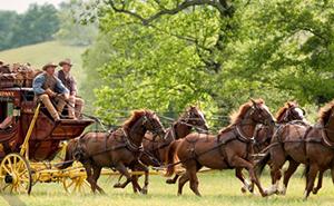 Wells fargo stagecoach clipart 1 » Clipart Portal.