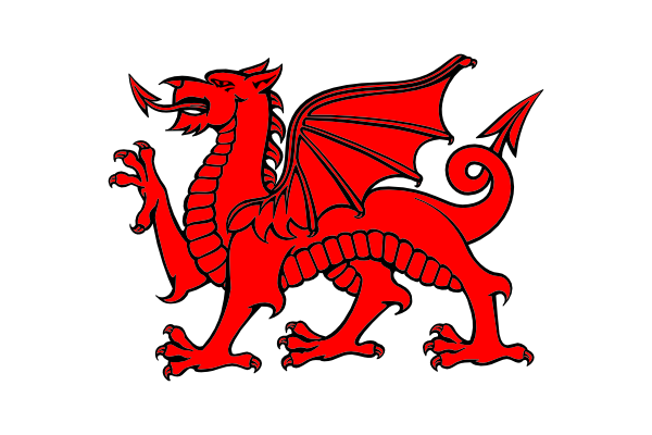 Welsh Dragon Clip Art at Clker.com.