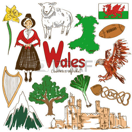 3,875 Welsh Stock Vector Illustration And Royalty Free Welsh Clipart.