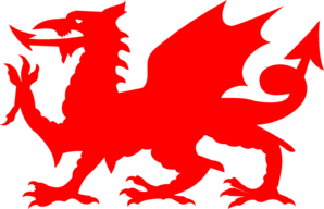 Welsh Red Dragon Clip Art at Clker.com.