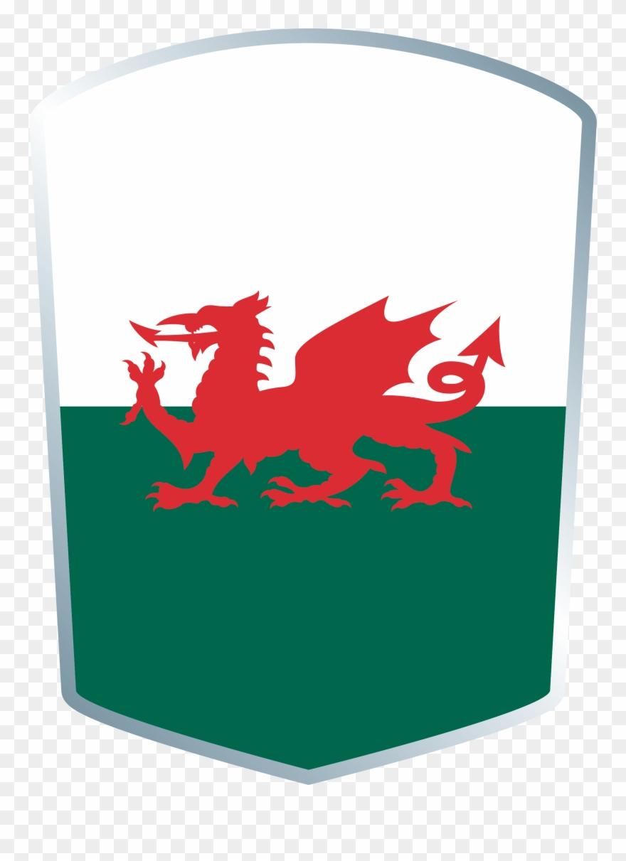 Welsh Flag Clipart (#1551450).