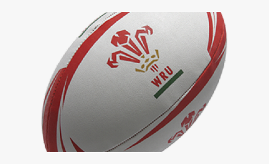 Rugby Ball Clipart Svg.