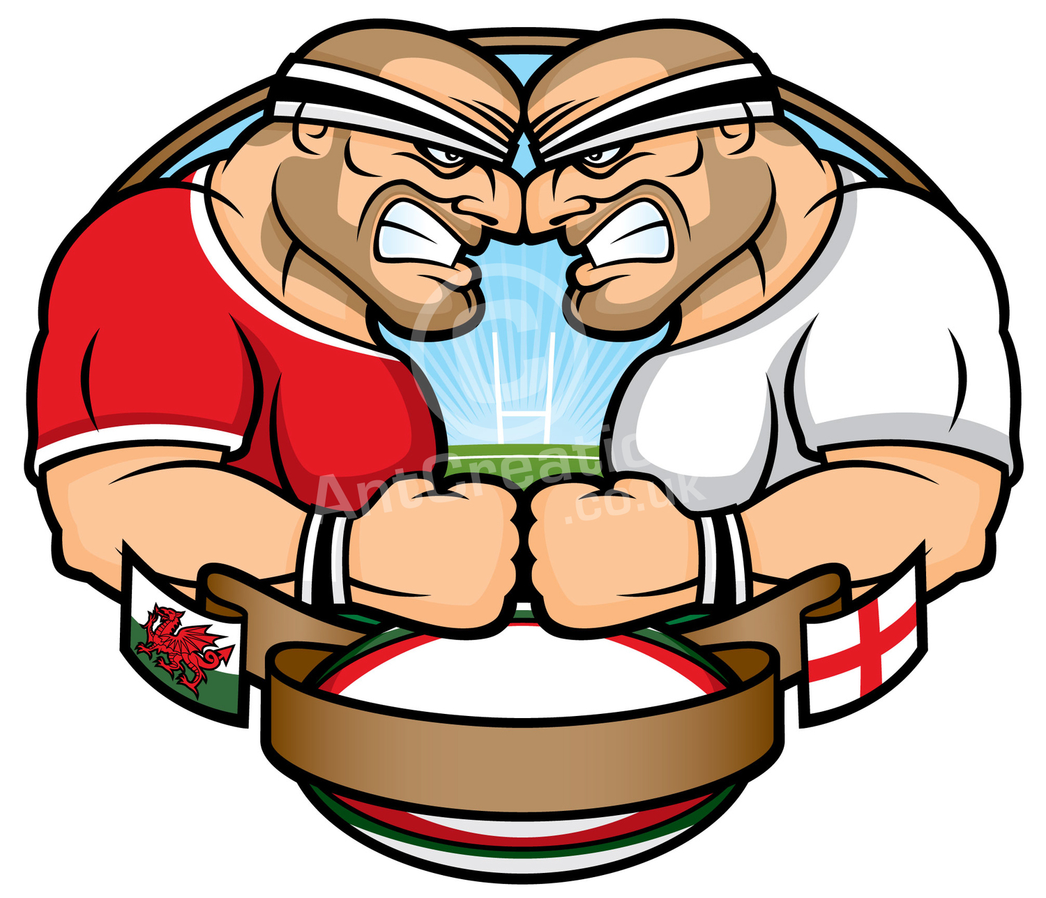 6 Nations Rugby.