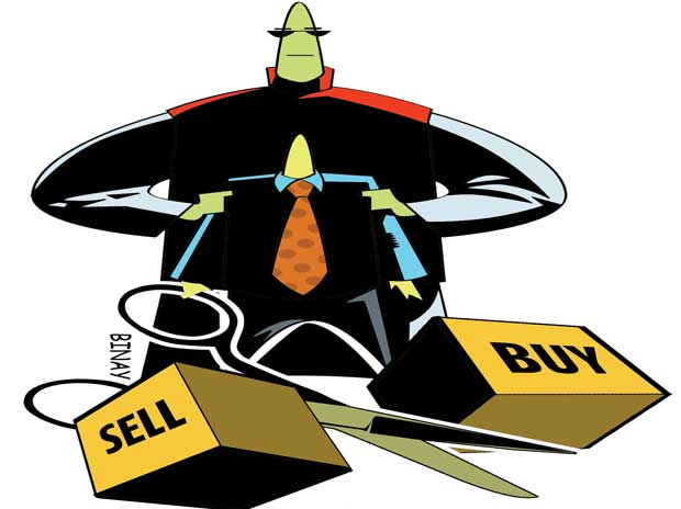 Trading ideas from Anand Rathi; buy Welspun India, DHFL.