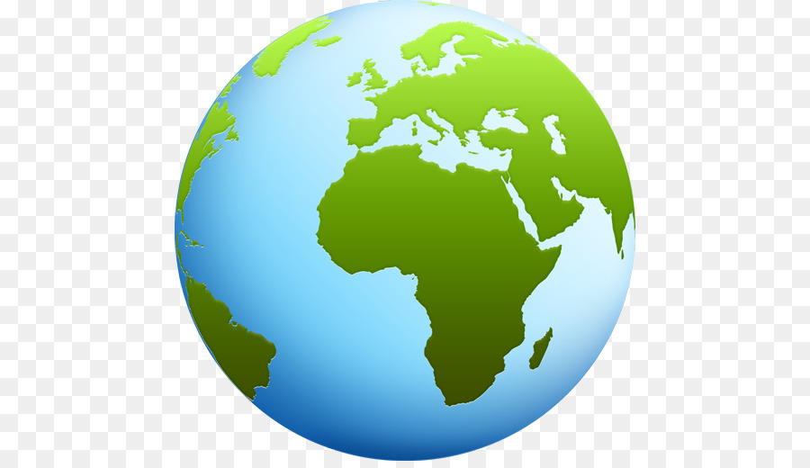 Globe World Map Clip Art.