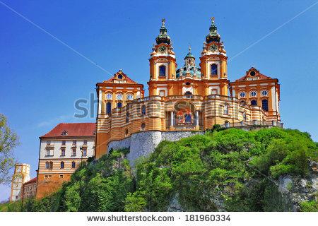 Benedictine Monastery Banco de imágenes. Fotos y vectores libres.