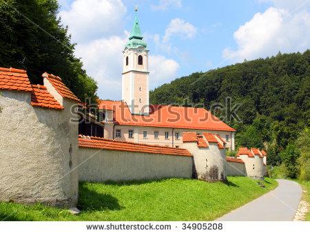 Weltenburg Abbey (Kloster Weltenburg) Is A Benedictine Monastery.