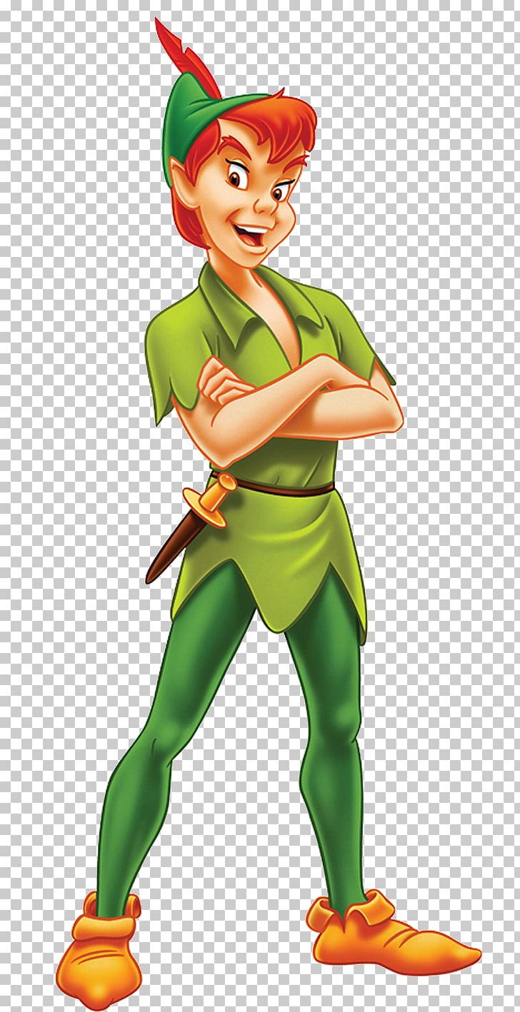 Peter Pan Lost Boys Captain Hook Wendy Darling Tinker Bell.
