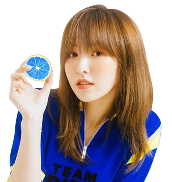 Wendy Red velvet png stickers transparent kpop edit aes.