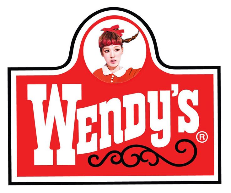 Download wendys nametag clipart Logo Wendy's Company.