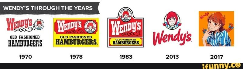 Wendy\'s Old Logo.