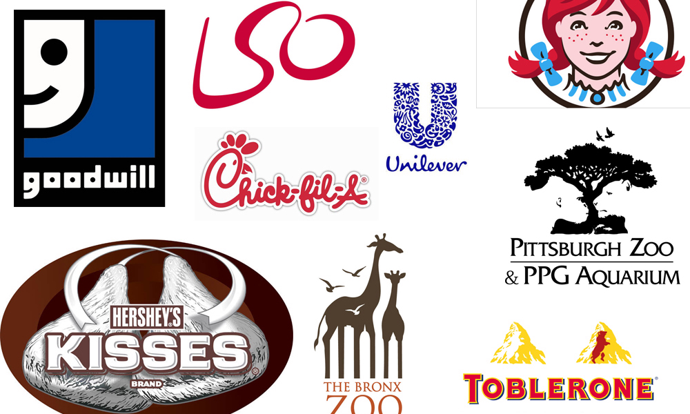 14 hidden images in logos that you won\'t be able to unsee.
