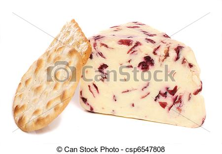 Pictures of Wensleydale and Cranberry cheese and biscuits studio.