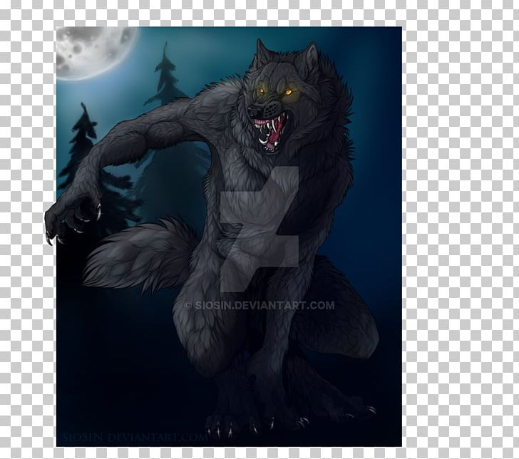 Werewolf Drawing Gray Wolf PNG, Clipart, Anime, Art, Astrid.