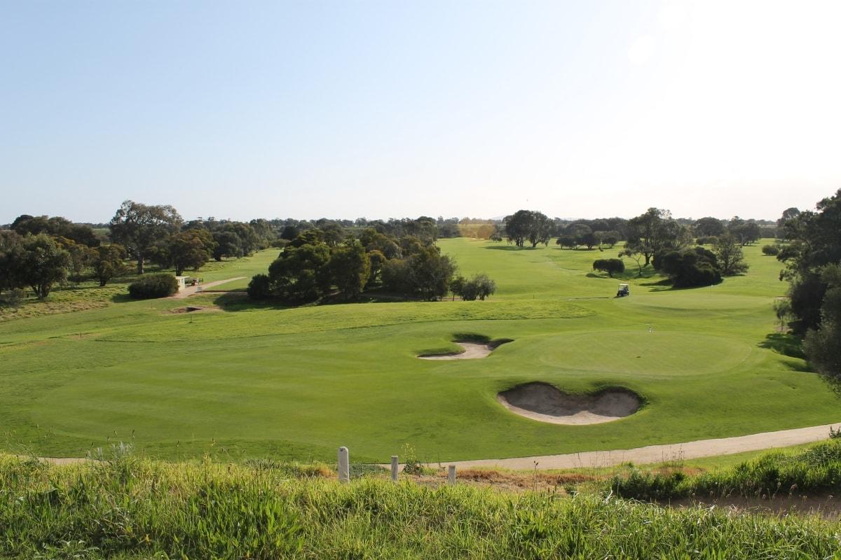 Werribee Park Golf Club Werribee Park Golf Club.