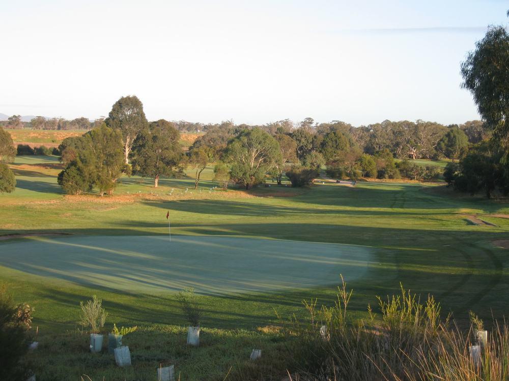 Werribee Park Golf Club Golf Course.