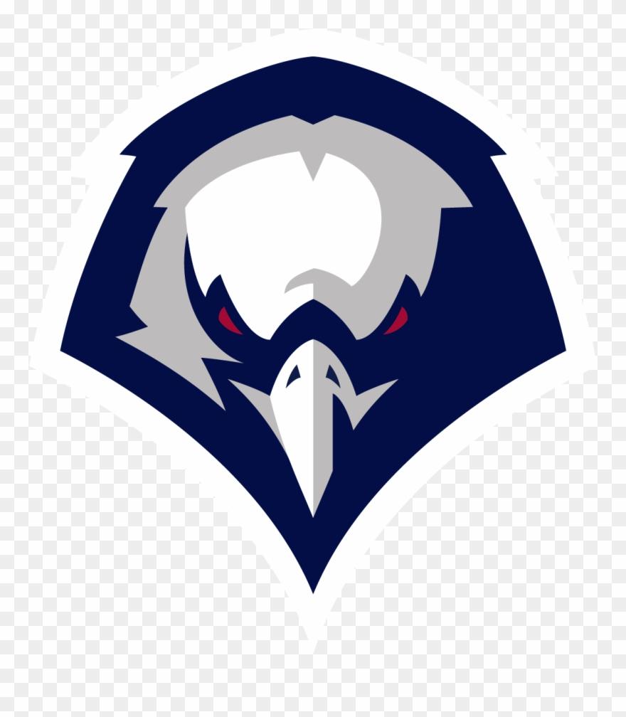 Oklahoma Wesleyan University Eagle Logo.
