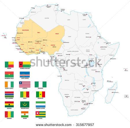 West Africa Stock Vectors, Images & Vector Art.