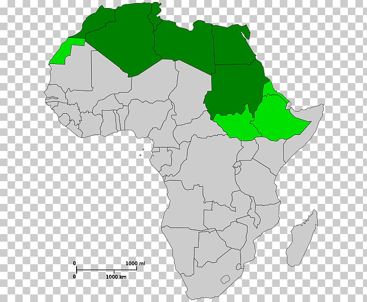 North Africa West Africa Central Africa Map, Africa PNG.
