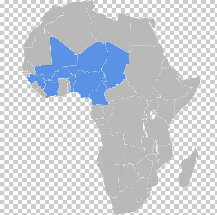 West Africa Blank Map World Map PNG, Clipart, Africa, Blank.