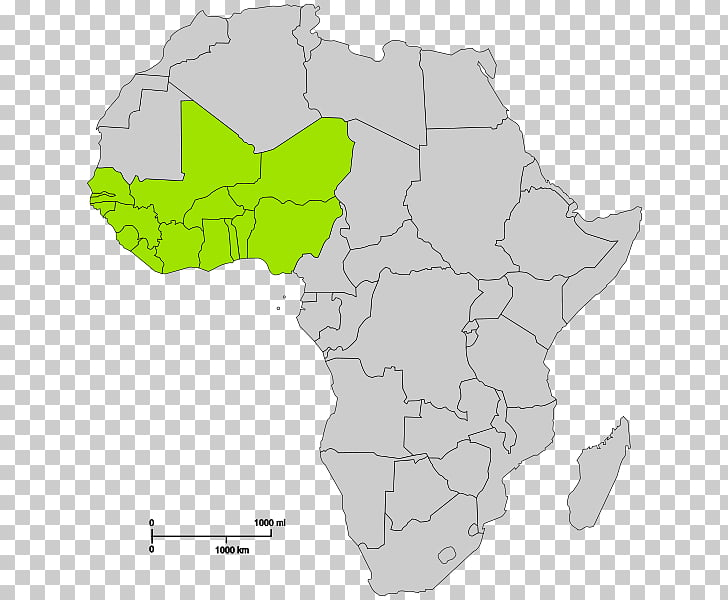 West Africa Sahel Map Wikimedia Commons, map PNG clipart.