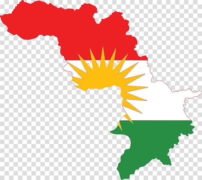 Iraqi Kurdistan Flag of Kurdistan Kurdish Region. Western.