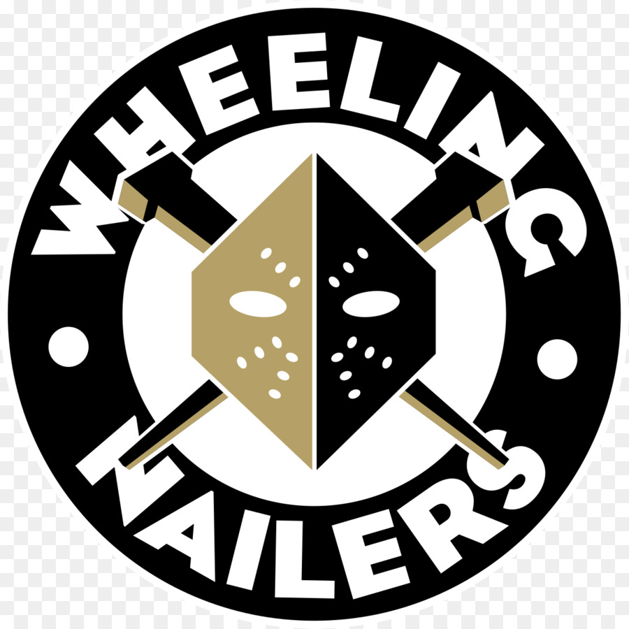 Wheeling Nailers ECHL Ice hockey Logo.