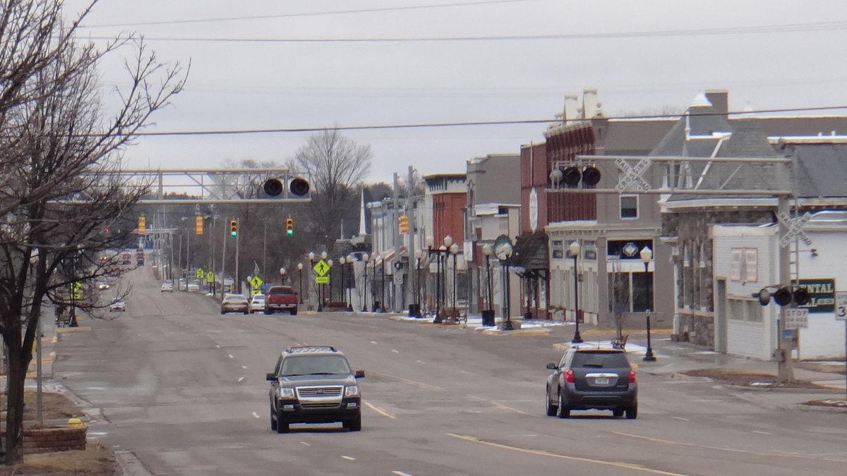 Ogemaw County, Michigan.