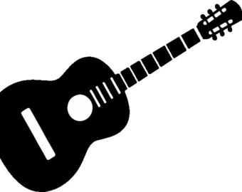 Guitar svg.