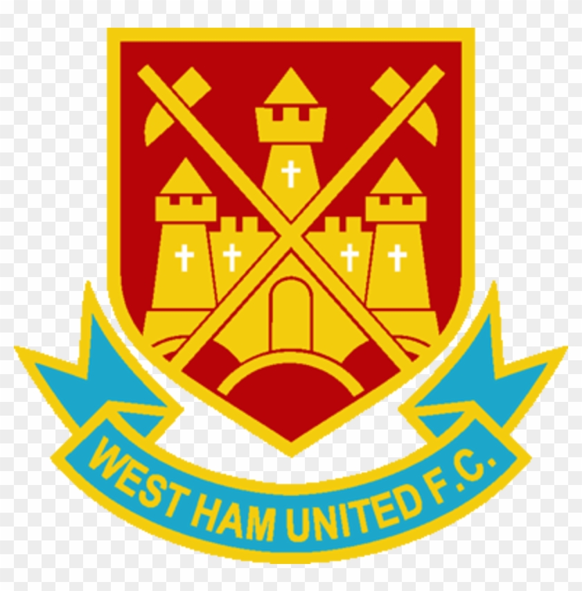 Old West Ham Badge , Png Download.