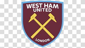 West Ham United F.C. transparent background PNG cliparts.