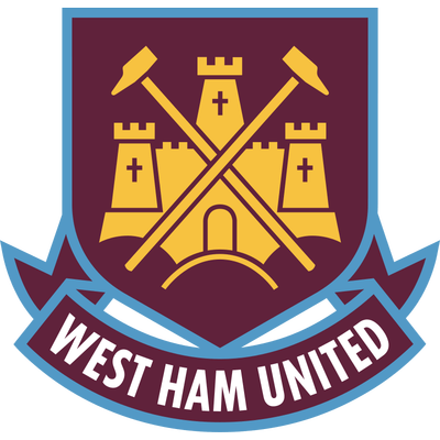 West Ham United Logo transparent PNG.