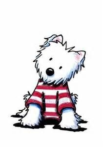 1000+ images about art: Westie on Pinterest.