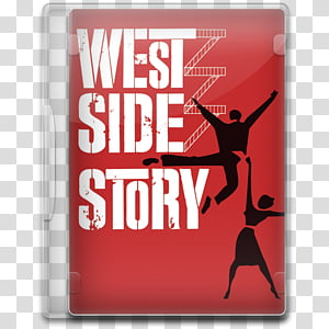 West Side Story transparent background PNG cliparts free.