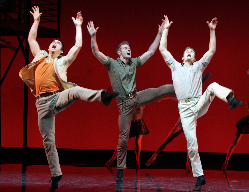 West Side Story Dance Analysis.